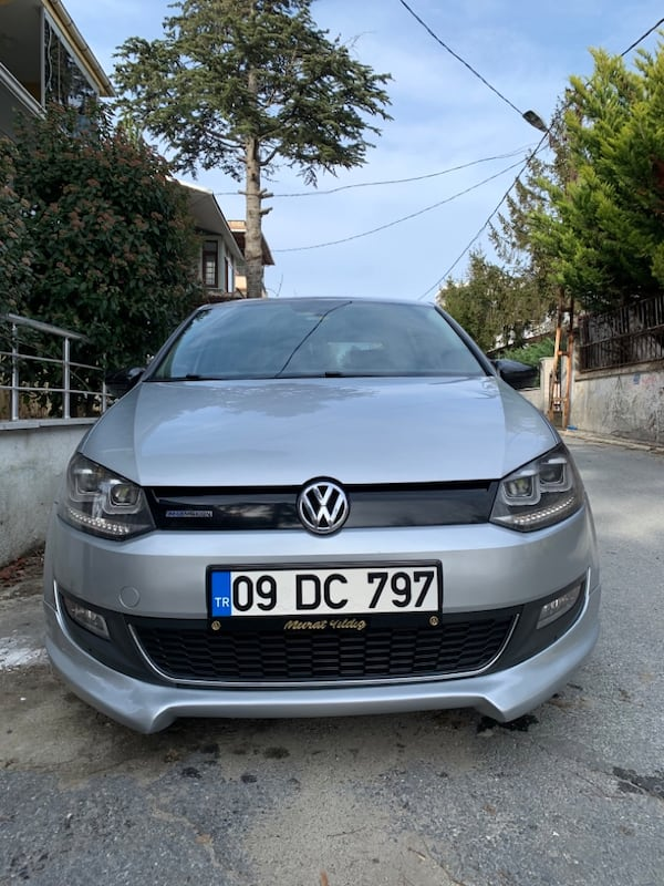 2013 Volkswagen Polo 1.2 TDI 75 HP BLUEMOTION 1dfe5bc3-7fbe-4d35-bd47-d166c755a222