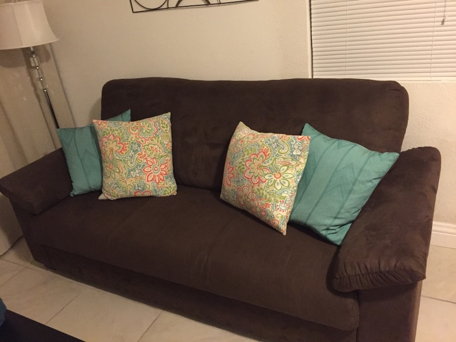 Exceptional Ikea Knislinge Sofa Including Throw Pillows In San Mateo   Letgo