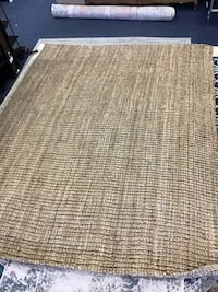 Brand New Gaines Hand-Woven Natural Area Rug Virginia Beach, 23462