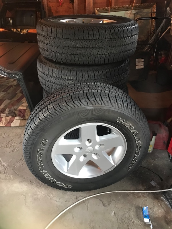 Tires For Jeep Wrangler >> Jeep Wrangler 5 Lug Tires And Rims