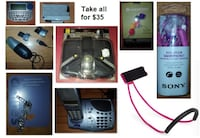 Various Small Electronics (Take all for $35) Mississauga
