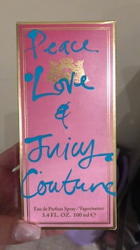 Brand new juicy couture perfume Mississauga, L5L 5B1