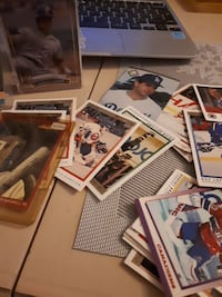 sports card collection