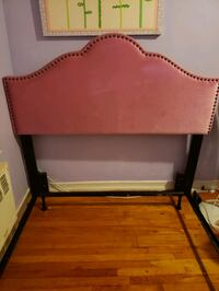 Full/Queen size upholstery headboard with frame Brooklyn, 11236