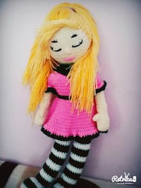 yellow haired rag doll Kocaeli, 41420
