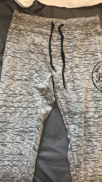 gray and black sweat pants Ontario, 91764