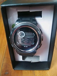 Electronic Watch for Men (Never Used) Montreal, H8R 2T1