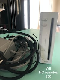Wii- 1 Remote - No Games