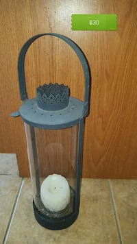 EUC Beautifull outdoor candle holder $30 Cambridge, N1R 3E6