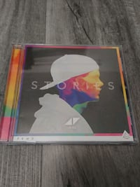 Avicii Stories CD