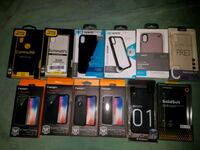 NEW IPHONE X & Xs CASES $45 EA   Barrie, L4N