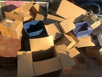 FREE moving Boxes Apple Valley, 92307