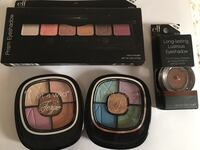 Wet n wild and e.l.f party eyeshadows Alexandria, 22315