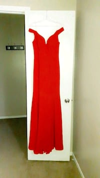 red and white sleeveless dress Irving, 75061
