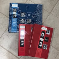 Pre-Designed Photo Albums