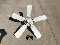 Light fixtures WITH bulbs; fan - see description for prices. Middleburg, 32068