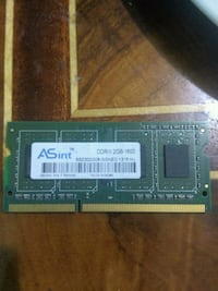 Ddr3 2gb 16000mhz notebook ram...... Sisteminde 4g