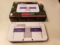 Snes new 3ds xl Mississauga, L5M