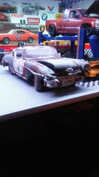 1.18 scale 1958 cadillac jnuykard Scarborough, M1J