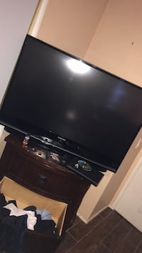 Black Samsung 55 inch tv Cathedral City, 92234