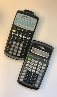 Calculator - Texas Instruments