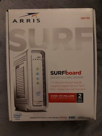 TWC / Spectrum Arris 6183 cable modem Honolulu, 96826
