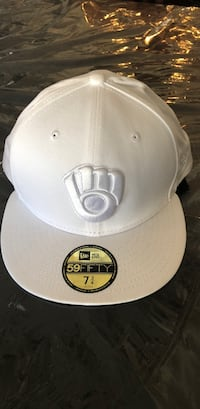 New Fitted Brewer Hat from Lids. West Allis, 53219