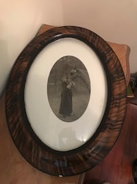 Antique picture and frame Medina, 44256
