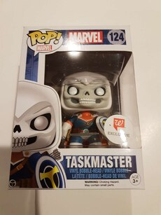 Funko Pop Marvel Taskmaster