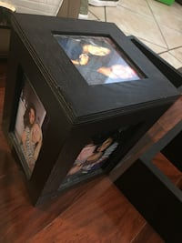 Decorative Photo Display Box / Picture Album