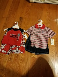 New boy summer clothes 4t Laurel, 20707