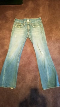 True Religion Jeans, size 31 33 Rockville, 20854