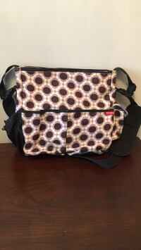 black and brown leopard print handbag Markham, L3P 1T8