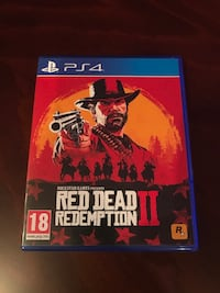 Red dead redemption 2 ps4 rdr 2
