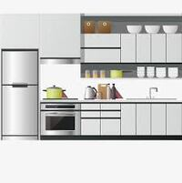 Kitchen Cabinet Designing, Making, Installing