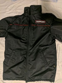 Russian Police Coat, Authentic Bowie, 20715