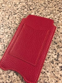 Handmade leather case for iPhone 6&7 Toronto