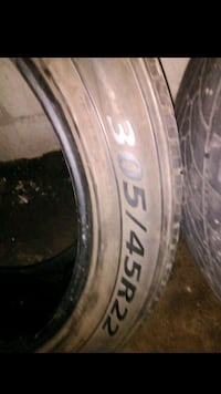 22 inch tires Long Beach