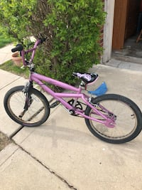 "20"" Purple Girls Mongoose Bicycle  Avon, 46123"