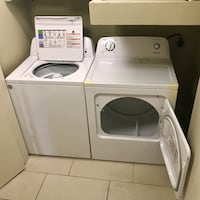 New Amana Full Size washer and dryer Austin, 78751