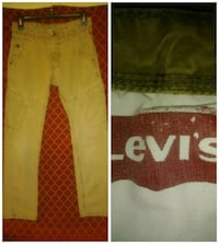 Levi's All Cotton Skinny 511 Beaumont, 77707