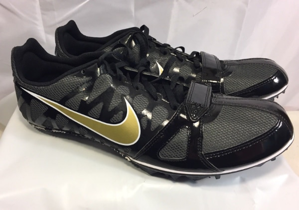 on sale 68e1d 71889 Used Nike Zoom Track Shoes men s size 11 for sale in ATLANTA