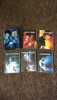 Bruce Lee Ultimate Collection Arvin, 93203