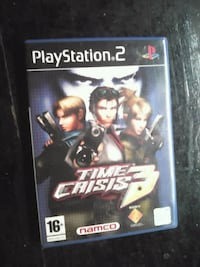 PS2 Time Crisis 3 Barcelona, 08003