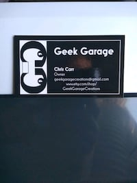 Geek Garage - Personalized gifts Tracy