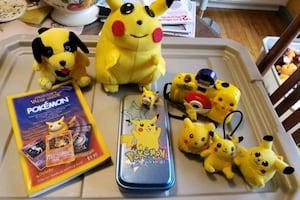 Pikachu Collection!