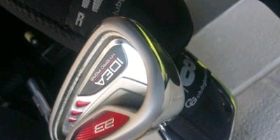 IDEA hybrid Iron golf club set