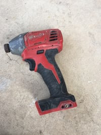 red and black Milwaukee cordless hand drill Mount Joy Township, 17552