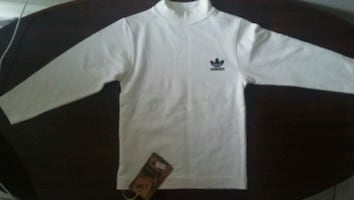New adididas boy's shirt 2yrs