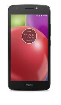 """NEW From Boost Mobile Store in the Mall Moto E 4 5"""" Touchscreen Display  A 2.5D curved 5"""" HD display offers an expansive experience in a premium, pocketable design. Splashproof Protection†  Never let the splashes and spills of daily life slow you down tha Sumter"""